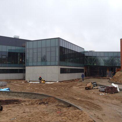 Daugavpils universitāte (konstrukciju ražošana)